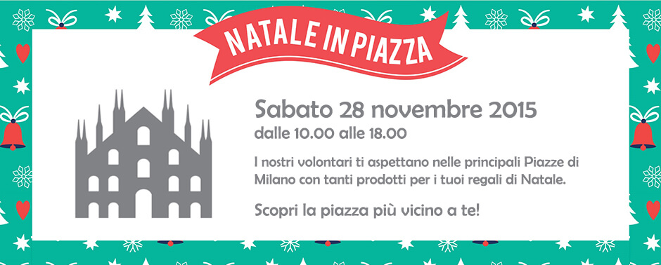 Natale in piazza 2015