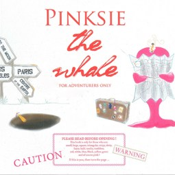 Pinksie The Whale - For Adventurers Only!